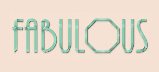 Awesomely Brilliant Adobe Illustrator Text Effects Tutorials 22