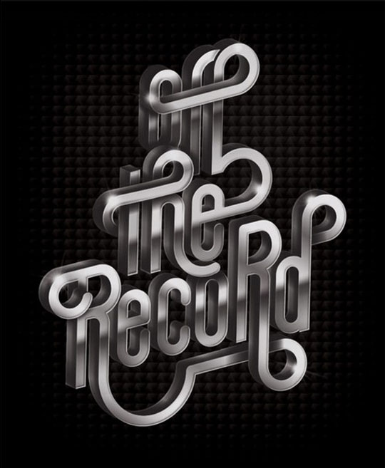 Awesomely Brilliant Adobe Illustrator Text Effects Tutorials 28