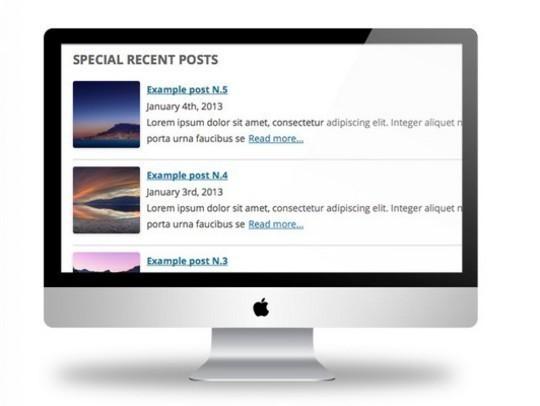 12 Incredibly Useful WordPress Widgets 13