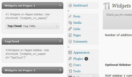 12 Incredibly Useful WordPress Widgets 5