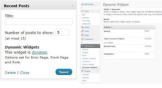 12 Incredibly Useful WordPress Widgets 8