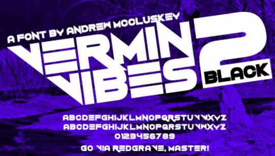 13 Free Futuristic Fonts For Download 50