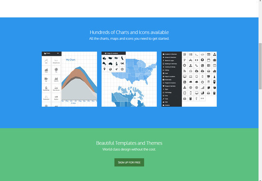 10 Free Tools For Creating Infographics & Visualizing Data 11