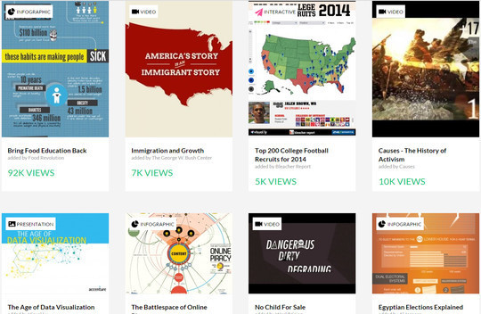 10 Free Tools For Creating Infographics & Visualizing Data 3