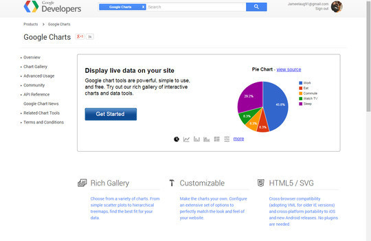 10 Free Tools For Creating Infographics & Visualizing Data 5