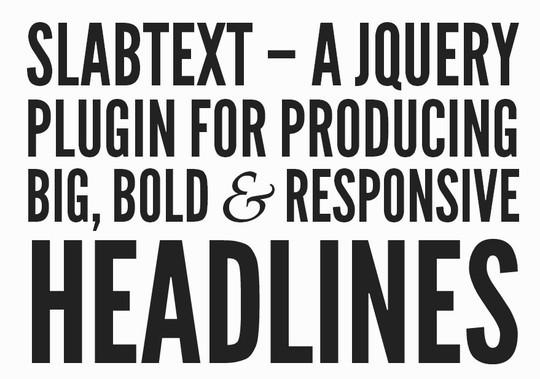 35 jQuery Text Effect Libraries For Your Next Project 15