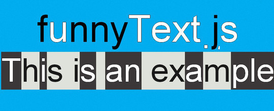 35 jQuery Text Effect Libraries For Your Next Project 19