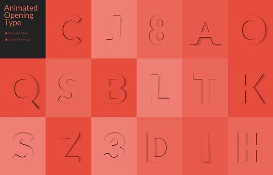 35 jQuery Text Effect Libraries For Your Next Project 3