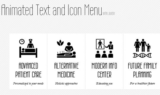 35 jQuery Text Effect Libraries For Your Next Project 6