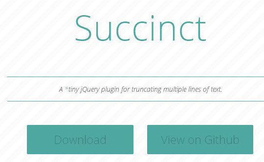 35 jQuery Text Effect Libraries For Your Next Project 35