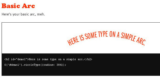 35 jQuery Text Effect Libraries For Your Next Project 36