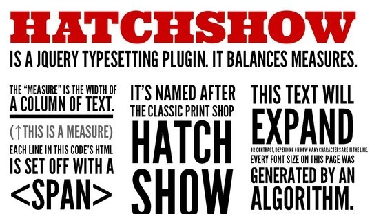 35 jQuery Text Effect Libraries For Your Next Project 8
