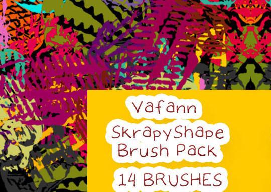 40 Free High Resolution Photoshop Brush Packs 40