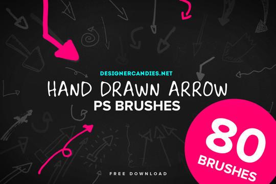 40 Free High Resolution Photoshop Brush Packs 6