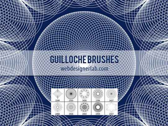40 High Quality Decorative Corner Brushes For Free Download 19