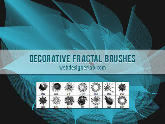 40 High Quality Decorative Corner Brushes For Free Download 2