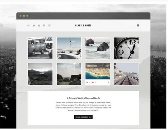 40 High Quality Yet Free Website Templates PSDs 30