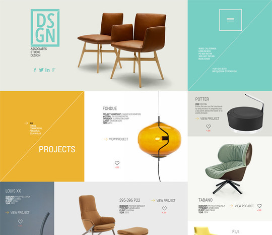 40 High Quality Yet Free Website Templates PSDs 5