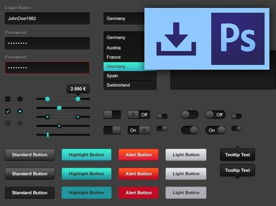 40 Excellent Free Resources For Web Designers 6
