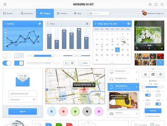 40 Excellent Free Resources For Web Designers 47