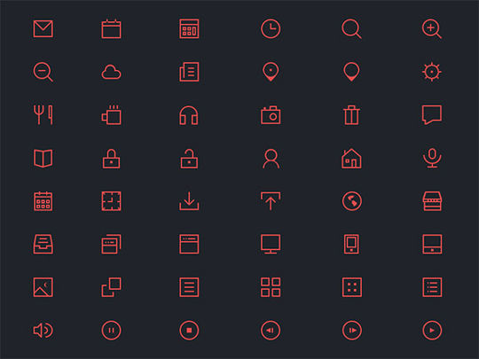 35 Free Ingenious Icons To Compliment All Designs 13