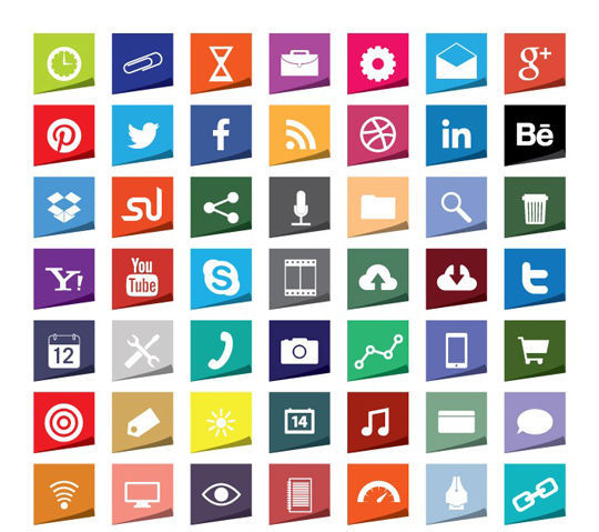 35 Free Ingenious Icons To Compliment All Designs 16