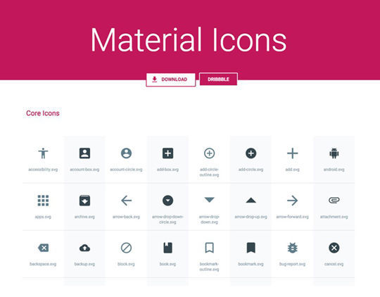 35 Free Ingenious Icons To Compliment All Designs 18