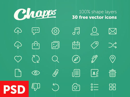 35 Free Ingenious Icons To Compliment All Designs 20