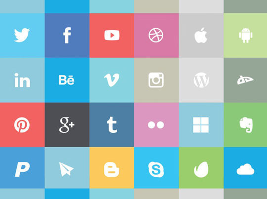 35 Free Ingenious Icons To Compliment All Designs 3