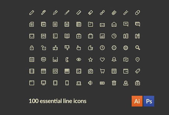 35 Free Ingenious Icons To Compliment All Designs 21
