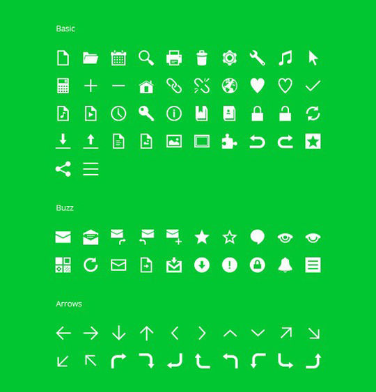35 Free Ingenious Icons To Compliment All Designs 25