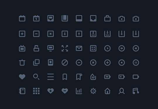 35 Free Ingenious Icons To Compliment All Designs 26