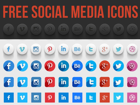 35 Free Ingenious Icons To Compliment All Designs 29