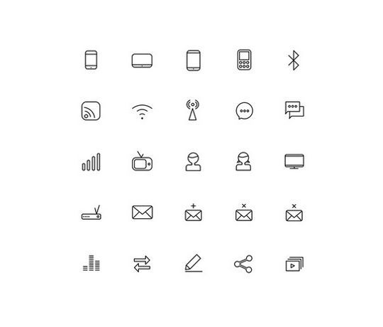35 Free Ingenious Icons To Compliment All Designs 34