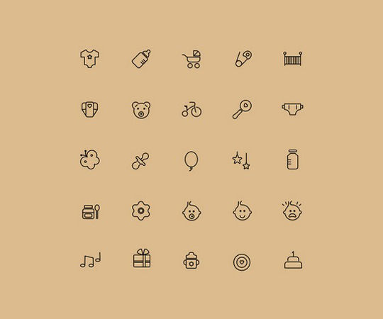 35 Free Ingenious Icons To Compliment All Designs 35