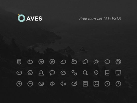 35 Free Ingenious Icons To Compliment All Designs 36