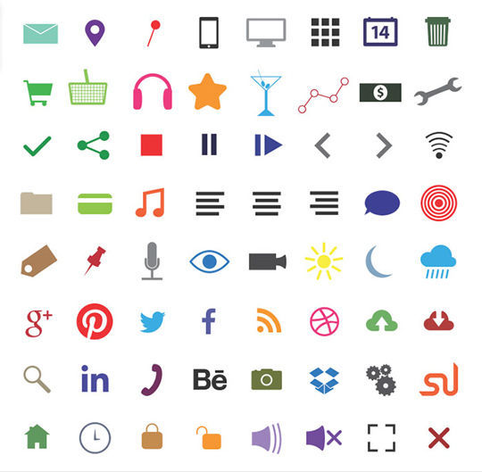 35 Free Ingenious Icons To Compliment All Designs 5