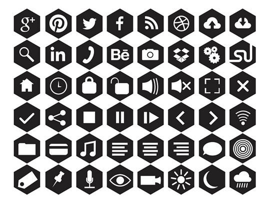 35 Free Ingenious Icons To Compliment All Designs 7