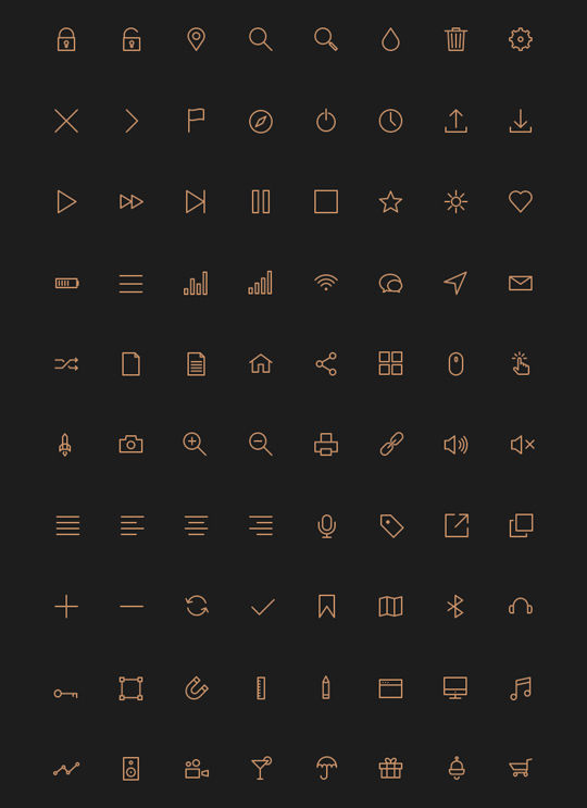35 Free Ingenious Icons To Compliment All Designs 10