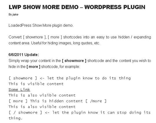 12 Wordpress Plugins To Create Image Effects 9