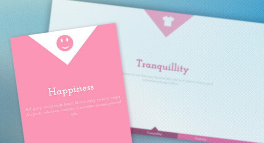 17 CSS3 Transition Plugins & Tutorials To Create A Single Page Website 5