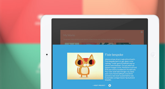 17 CSS3 Transition Plugins & Tutorials To Create A Single Page Website 11