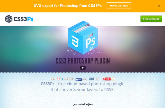 40 Free CSS Tools For Accelerated Development 25