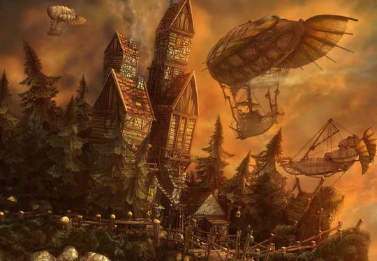 40 Amazing Fantasy Wallpapers 7