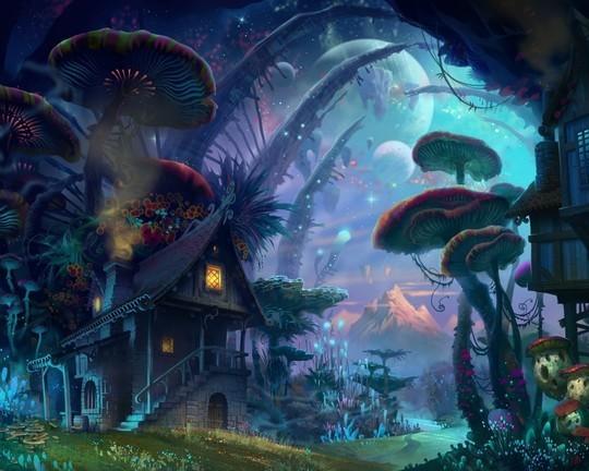 40 Amazing Fantasy Wallpapers 3