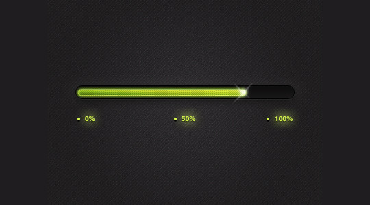 13 Free PSD Loading & Progress Bar Designs 4