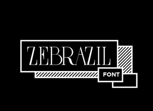 40 Free Fonts Best For Retro And Vintage Designs 24