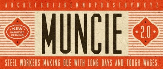 40 Free Fonts Best For Retro And Vintage Designs 35