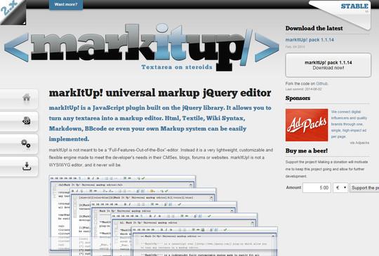 10 Excellent Free Rich-Text Editors 3