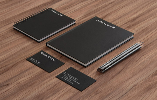 40 Free Corporate Identity & Stationery Mockup Templates 16